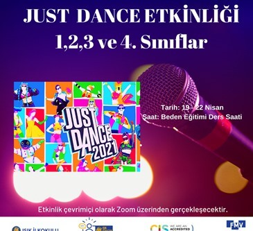 Just Dance Event