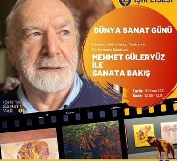 'Dünya Sanat Günü'' Etkinlikleri Kapsamı