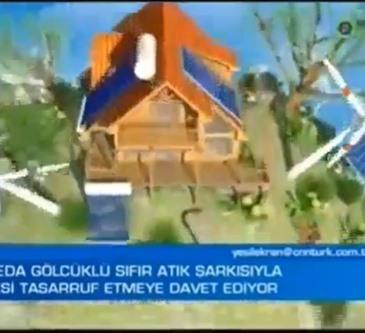"""""""Sıfır Atık"""" projesi - CNN Türk Yayını"""