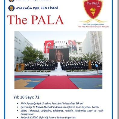 The Pala Yıl:16 Sayı 72