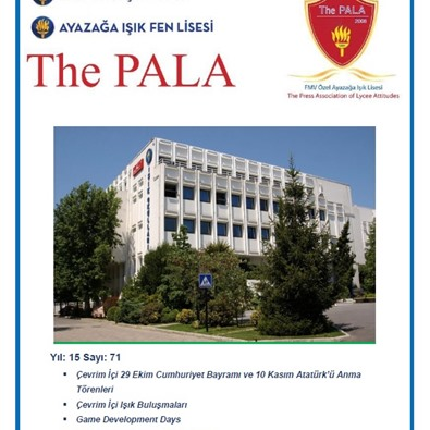 The Pala Yıl:15 Sayı 71