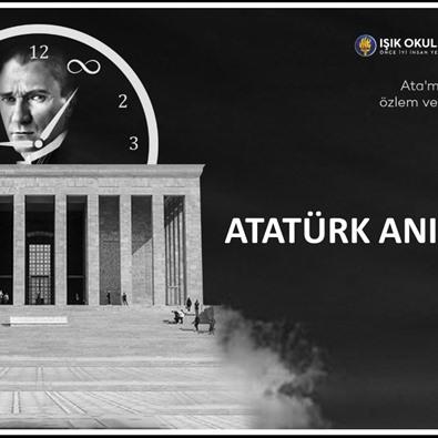 Atatürk Anı Defteri